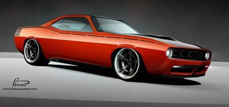 Racer X Design 'Cuda AAR-10