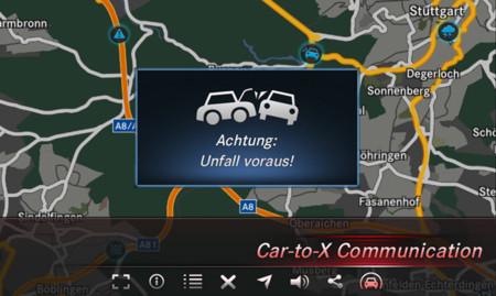 Advertencia Car To Car