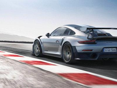El Porsche 911 GT2 RS es tan rápido que ya se ha escapado por la red