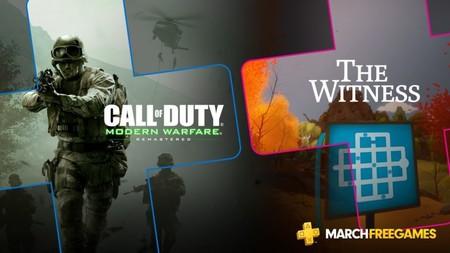 'Call of Duty' y 'The Witness' serán los juegos gratuitos de marzo para PlayStation Plus en México