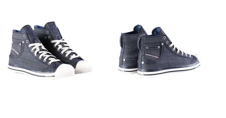 Tras un 47% de descuento, estas zapatillas Diesel Exposure están por 50,95 euros en Dressin