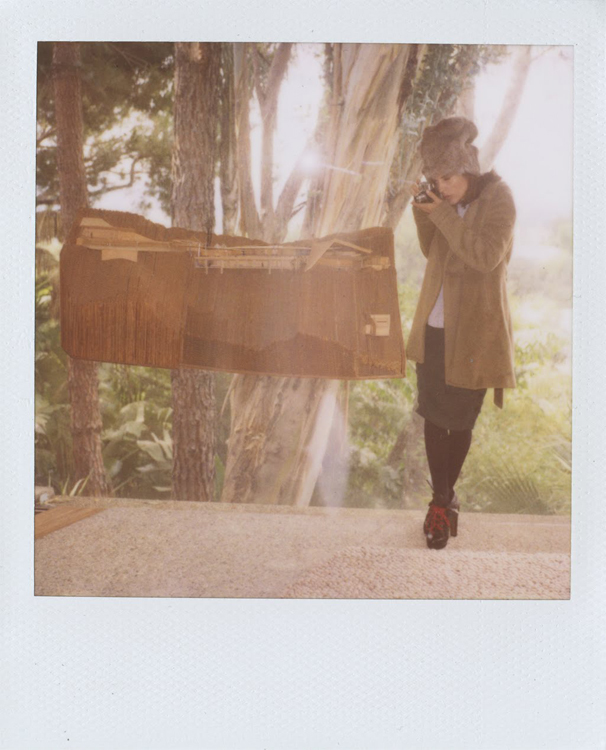 Foto de Elena Anaya para Boy by Band of Outsiders (31/37)