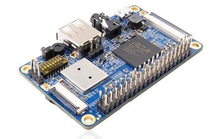 La nueva Orange Pi le planta cara a la Raspberry Pi con soporte a redes 2G, WiFi y Bluetooth por sólo 9,90 dólares