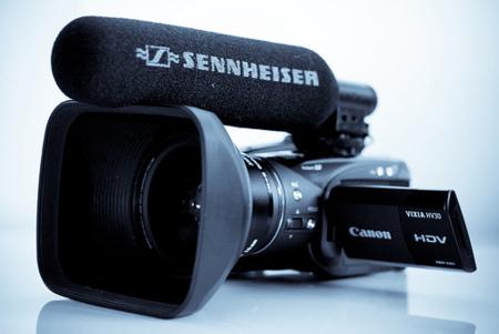 Canon HV30 semipro