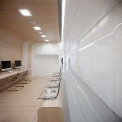 Foto 12 de 15 de la galería una-clinica-dental-aseptica-y-futurista en Decoesfera