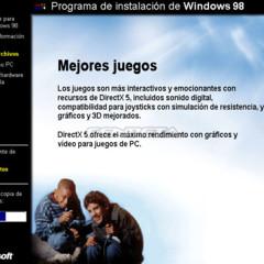 Foto 7 de 10 de la galería programa-de-instalacion-de-windows-98 en Genbeta
