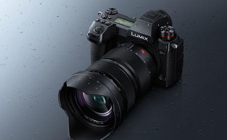 Panasonic Lumix S1H: toda la información sobre la cámara sin espejo de formato completo y montura L con grabación 6K/24p