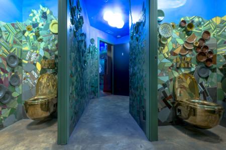 Cómo se crea un baño para un espacio multisensorial