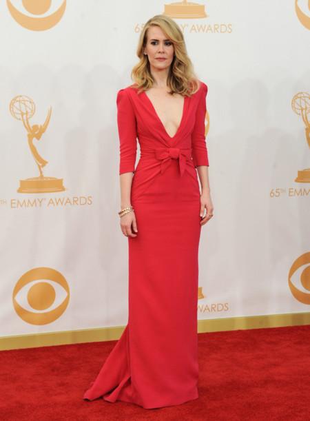 Sarah Paulson Emmy 2013