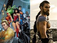 Jason Momoa será Aquaman en 'Batman v Superman: Dawn of Justice'