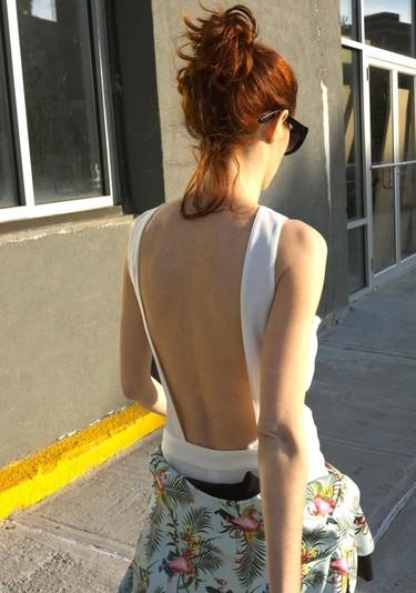 Taylor Tomasi Hill mola demasiado vestida de Zara