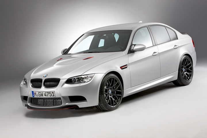 Foto de BMW M3 CRT (1/22)