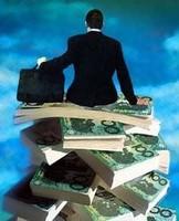 Otra víctima de la crisis, el financiero divorciado