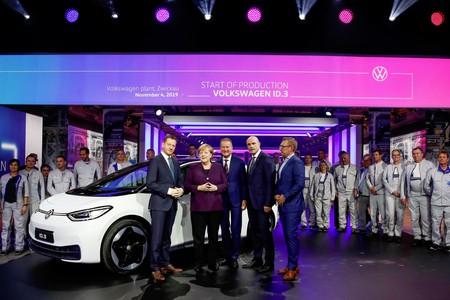 Volkswagen Empieza La Produccion Del Id 3 En Zwickau 1