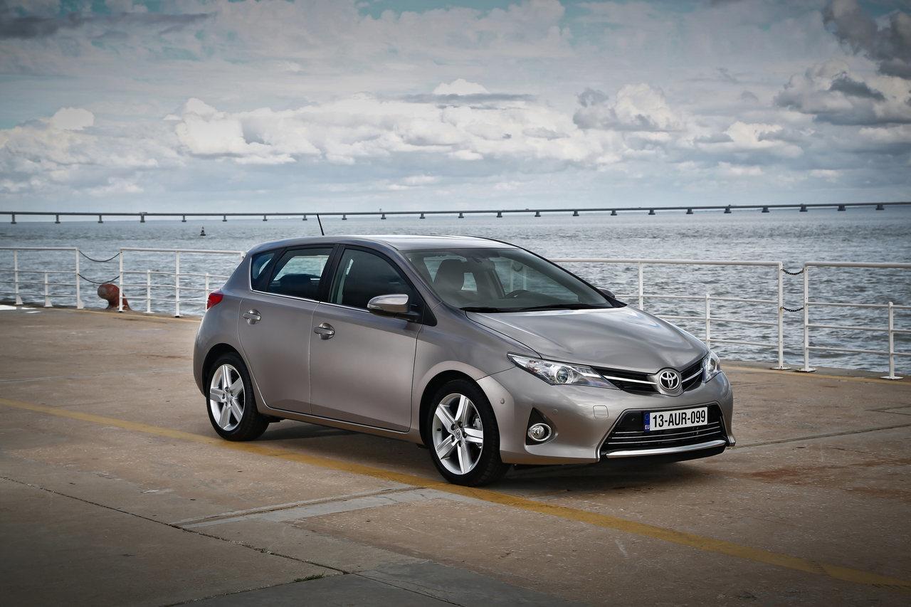 Foto de Toyota Auris (4/41)