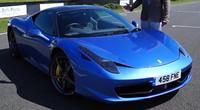 Cómo añadir más de 100.000 euros en extras a un Ferrari 458 Italia