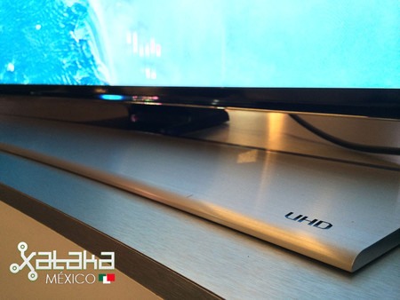 Samsung Curved UHD Mexico