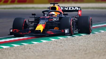 Verstappen Imola F1 2021