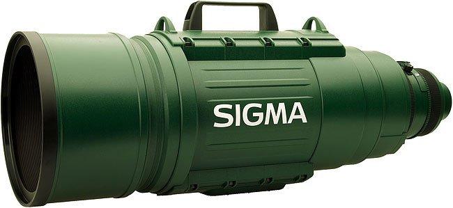 Sigma tele zoom 200-500