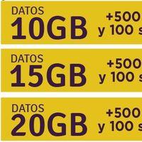 LlamaYa apuesta ahora por los grandes bonos de datos en prepago, con nuevas opciones de hasta 20 GB