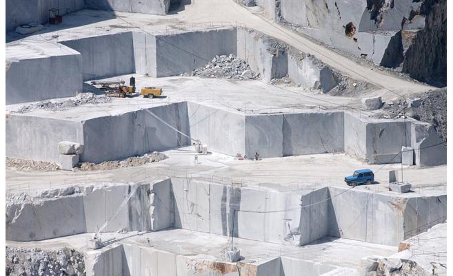 Turismo industrial ruta del m rmol de macael for Donde se encuentra el marmol