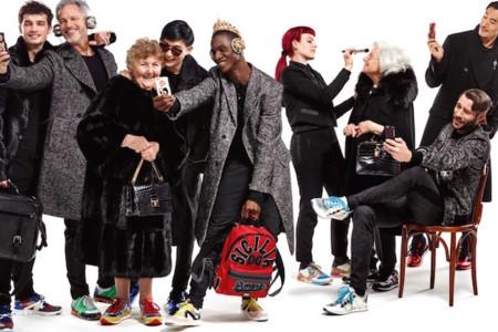 Dolce & Gabbana: ¡Viva la familia!