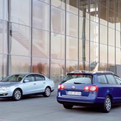 Foto 1 de 4 de la galería volkswagen-passat-bluemotion en Motorpasión