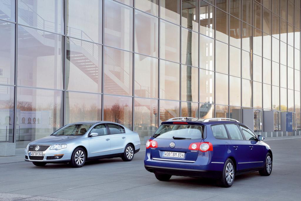 Foto de Volkswagen Passat Bluemotion (1/4)