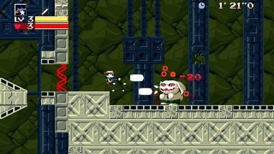 'Cave Story' llegará muy pronto a WiiWare