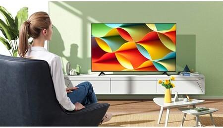Gran diagonal y precio de derribo: esta smart TV 4K de 65 pulgadas de Hisense está rebajadísima en Amazon a 589 euros