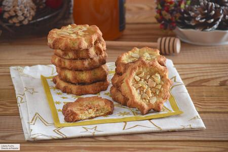 Tortas de recao o del conde: receta murciana de un dulce muy tradicional de Navidad