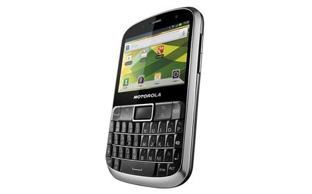 Motorola Defy Pro, también lleva un teclado QWERTY y algo más