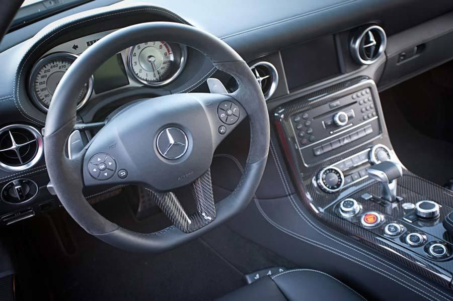 Foto de Kicherer Mercedes-Benz SLS AMG 63 Supersport GT (11/12)