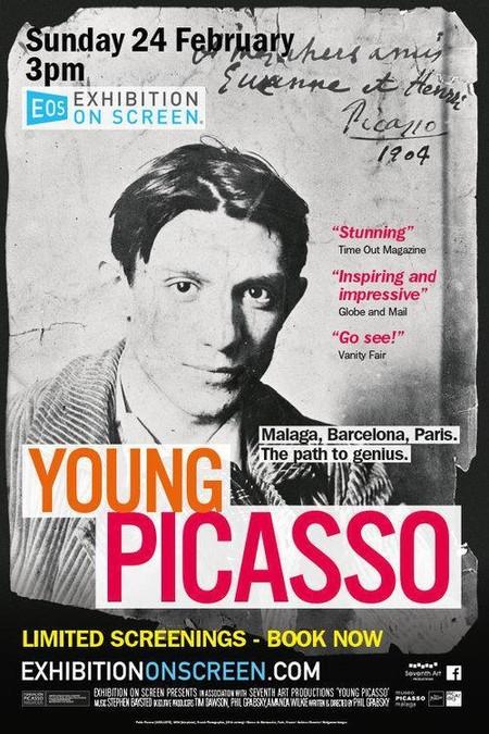 El Joven Picasso