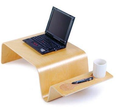 Bandeja Overlap, la cama como escritorio