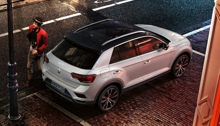 Volkswagen T-Roc Limited Edition