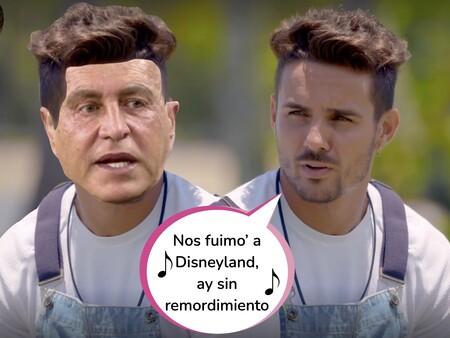 ¡¿'Peto' esto qué es?! El cómico debate estilístico entre Kiko Matamoros y Manuel por sus outfits imposibles en 'La Isla de las Tentaciones 3'