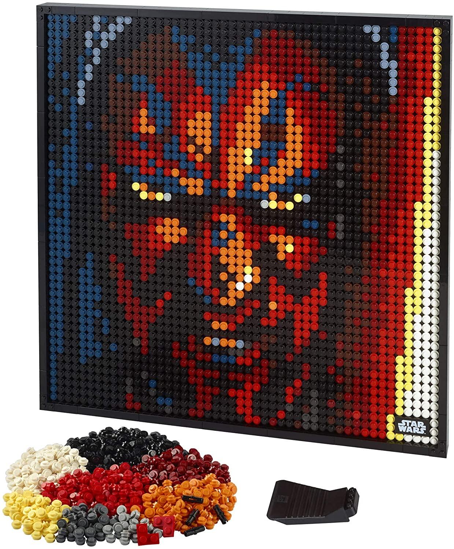 LEGO Kit de construcción Art 31200 Star Wars: Los Sith (3406 Piezas)