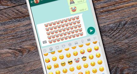 WhatsApp Beta incluye los emoji de iOS 10.2: hola payaso, gamba, más profesiones y... ¿macbook?