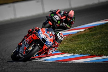 Jorge Lorenzo Gp Republica Checa Motogp 2018 3
