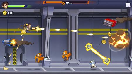 Jetpack Joyride 2 aterriza por sorpresa en iOS y Android: el mítico juego de móviles tendrá una secuela diez años después