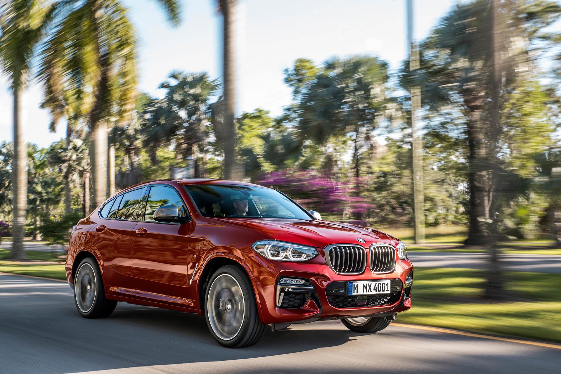 Foto de BMW X4 2019 (10/36)