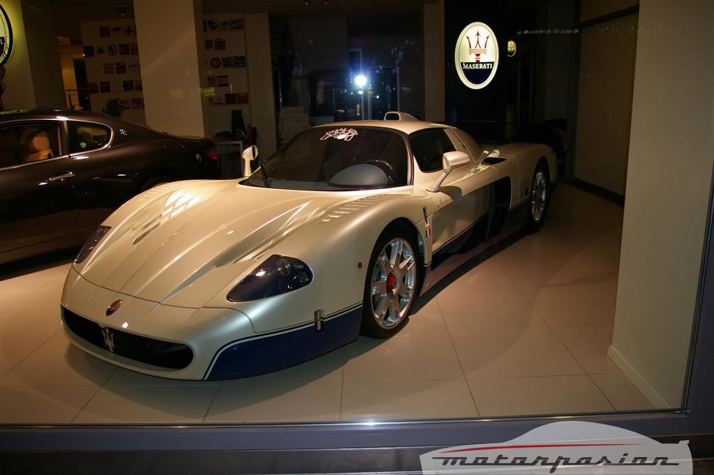 Foto de Concesionario Ferrari y Maserati en Ginebra (9/10)