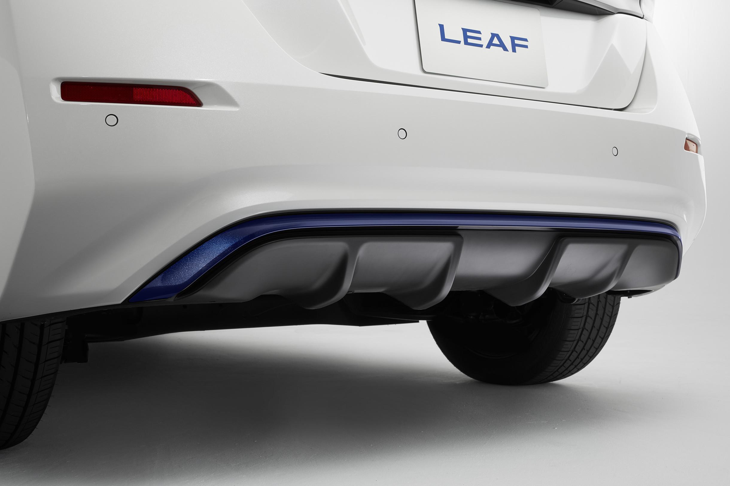 Foto de Nissan LEAF 2018 (18/53)