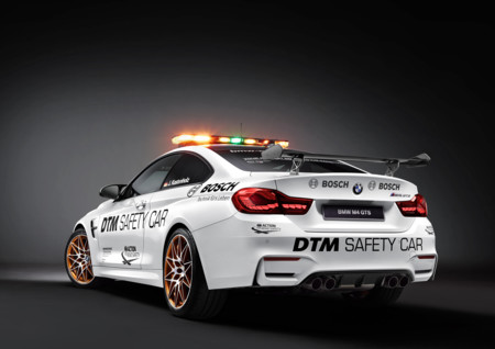 BMW M4 GTS DTM Safety Car