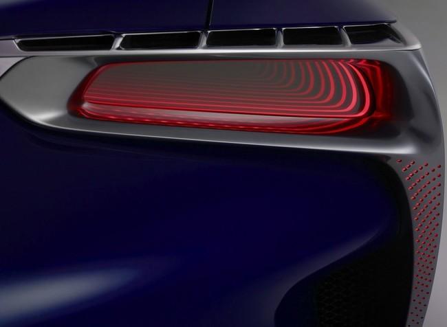 Teaser de Lexus