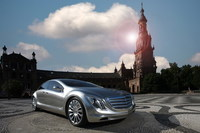 """Mercedes-Benz """"Road to the future"""""""