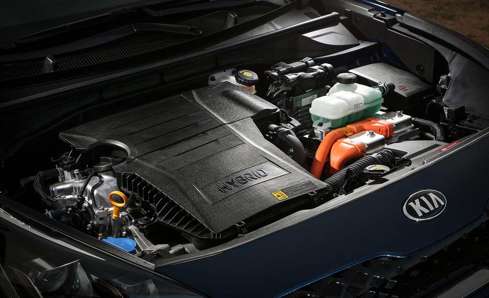 Foto de Kia Niro Eco Hybrid 2020 (17/21)