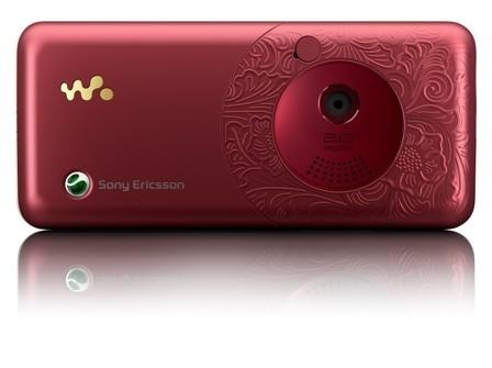 Sony Ericsson W660