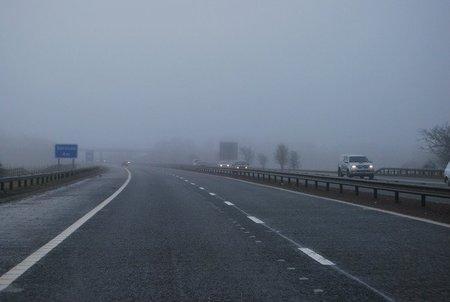 Autovia A8 en Escocia